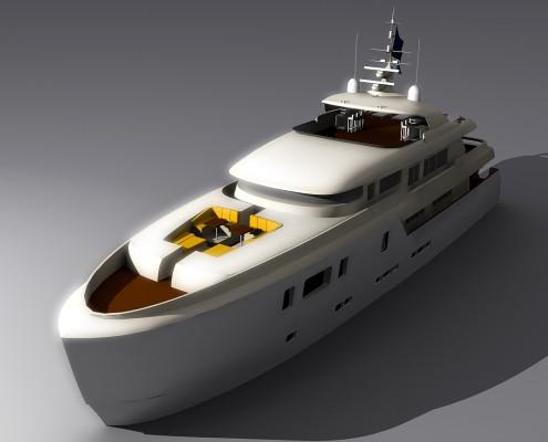 100' Trawler