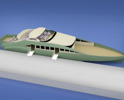 40m Trimaran passenger-6