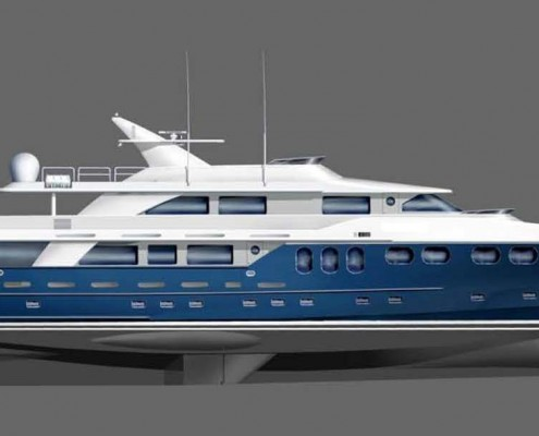 42m Motoryacht Overview