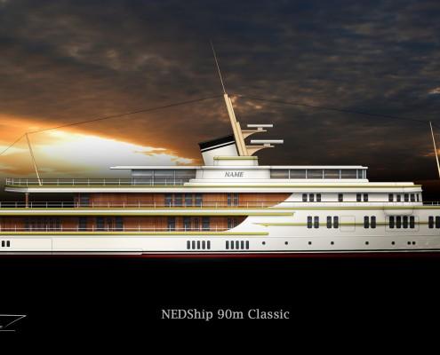 NEDShip90mCProfile