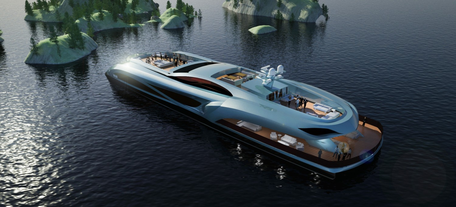 event yacht 70 m � nedshipgroup