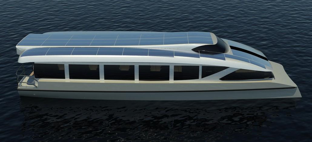 50 Passenger Solar Boat Nedshipgroup