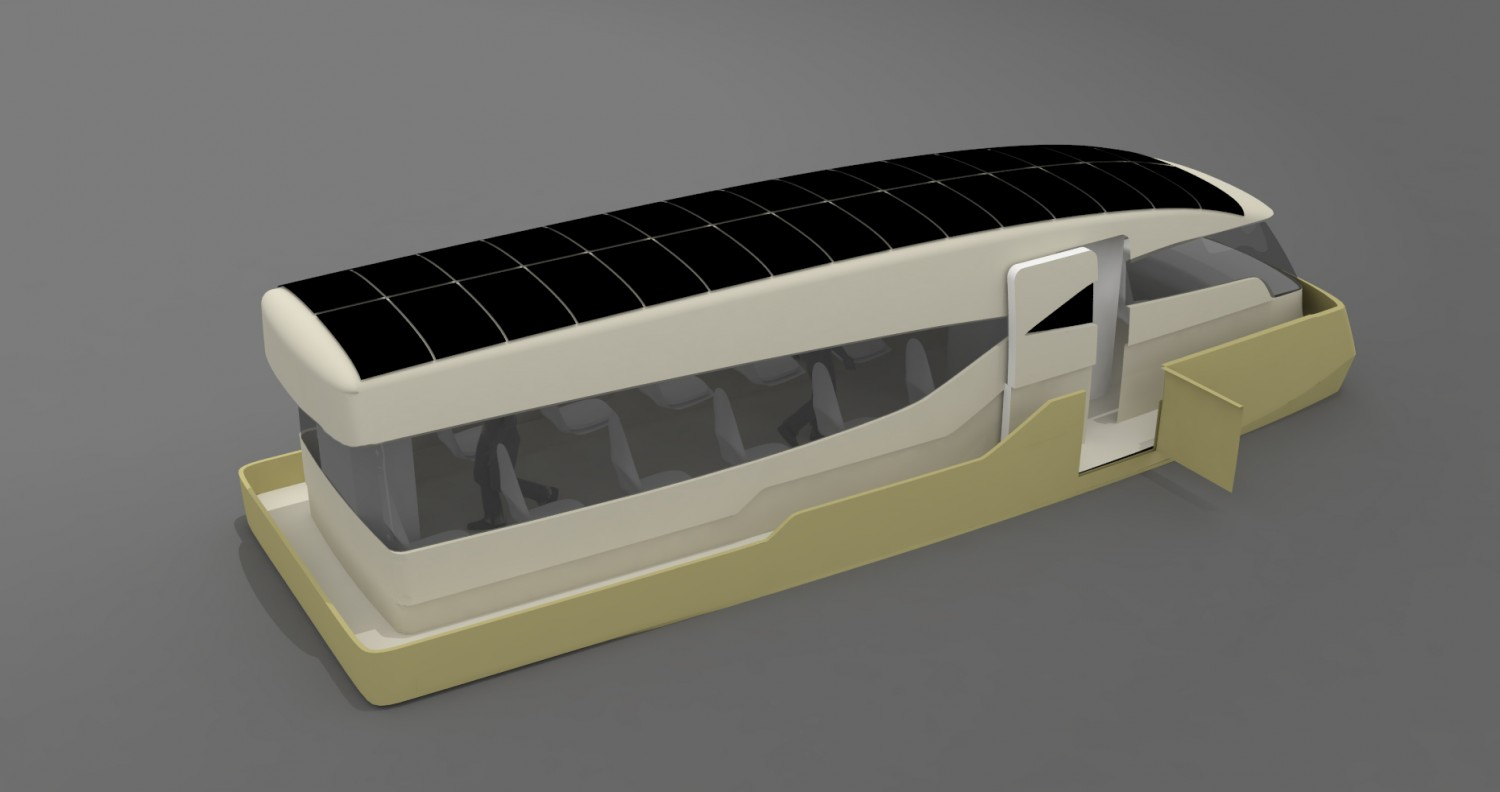 solar passenger boat for 12 persons  u2013 nedshipgroup