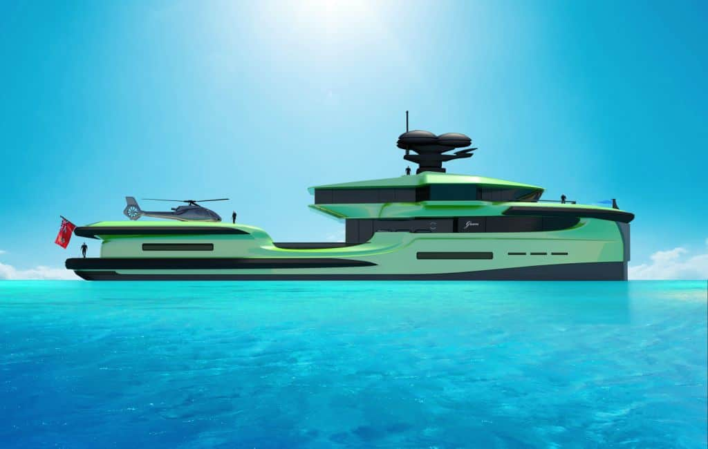 65m GREEN EXPEDITION – Nedshipgroup